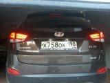 Hyundai ix35 Club - переделка задних фонарей на светодиодные