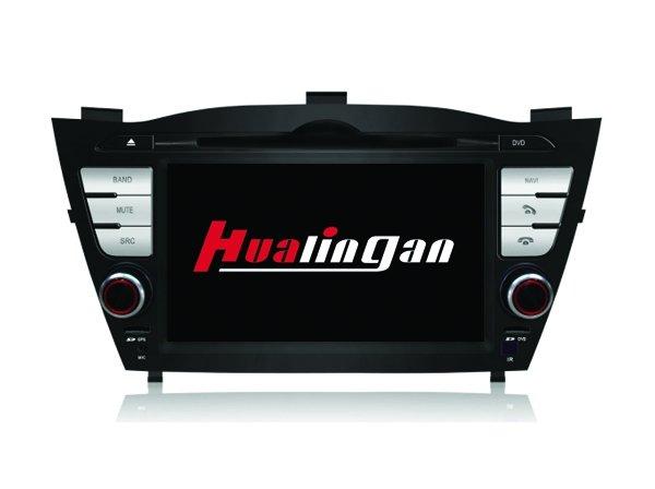 Hyundai ix35 Club - Hualingan - 2DIN медиа-центр для Hyundai ix35